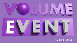 Volume Event Logo